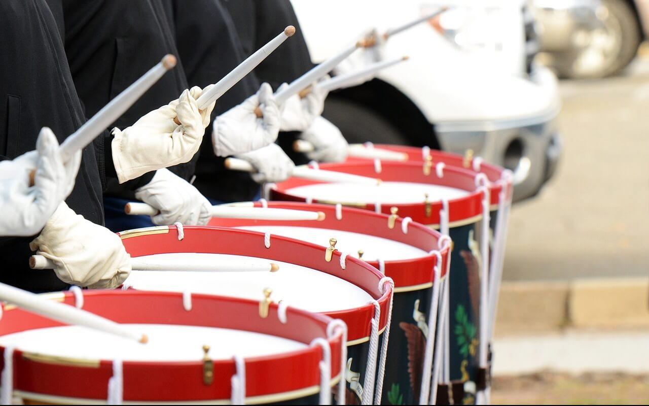 小太鼓の画像